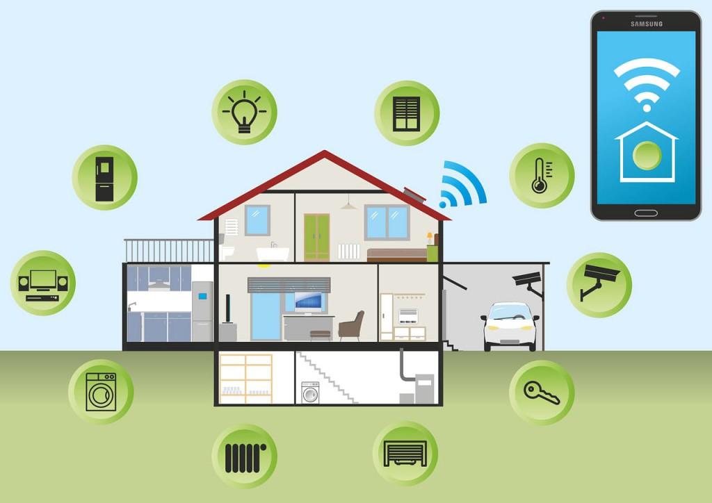 Dalle luci alla pianificazione della vita domestica , con lo smartphone ma anche con la voce Gli elettrodomestici sono diventati nodi di piattaforme digitali che ora devono comunicare tra loro